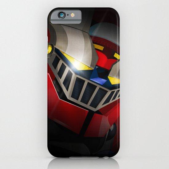 mazinger fan art iPhone & iPod Case