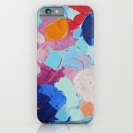 Amoebic Party No. 3 iPhone 6 Slim Case