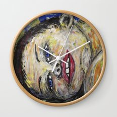 DREAMING TOO Wall Clock
