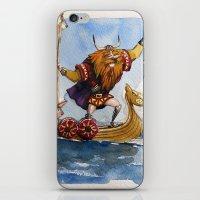 Viking iPhone & iPod Skin