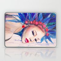 Indian Girl Laptop & iPad Skin