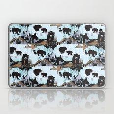 Walking Bears Pattern Laptop & iPad Skin