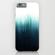 Teal Ombré Slim Case iPhone 6s