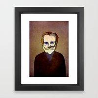 Prophets Of Fiction - Fr… Framed Art Print