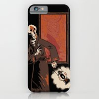 iPhone & iPod Case featuring I Think I Left the Oven On by Mitch Loidolt