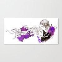 Hotcouture Canvas Print