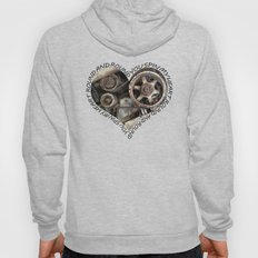YOU SPIN MY HEART ROUND AND ROUND Hoody