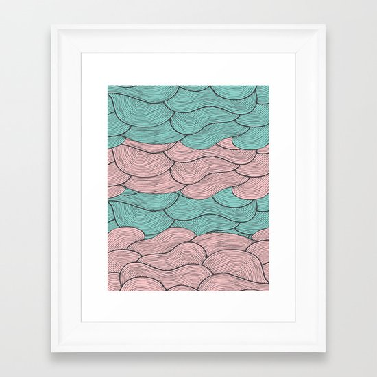 Summerlicious Framed Art Print