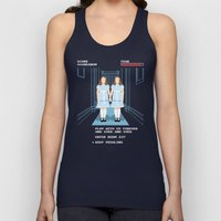All Play And No Work Unisex Tank Top
