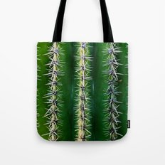 A Prickly Pattern Tote Bag