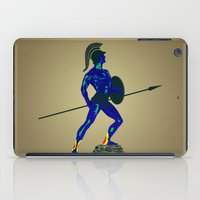 Achiles - Weakness Visio… iPad Case