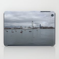 Spinnaker Tower, Portsmouth UK iPad Case