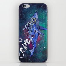 The Last Whale iPhone & iPod Skin