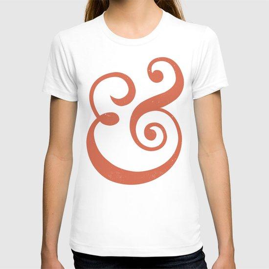 Ampersand T-shirt