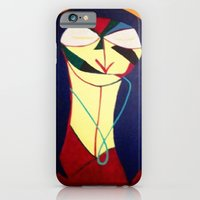 iPhone & iPod Case featuring The B. by takingachancexo