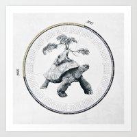 Calendar 2016-2017 Art Print