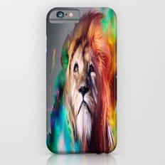 lion  , lion  games, lion  blanket, lion  duvet cover, iPhone 6 Slim Case