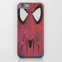 Minimal Spiderman iPhone 6 Slim Case