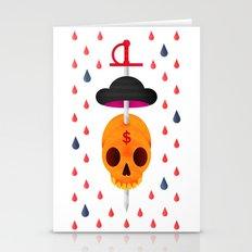 Bull's Revenge Stationery Cards