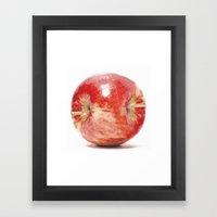 DOUBLE TAKE Framed Art Print