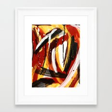 Warchant Framed Art Print