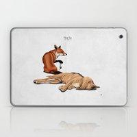 Not So (Wordless) Laptop & iPad Skin