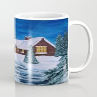 Winter Landscape-1 Mug