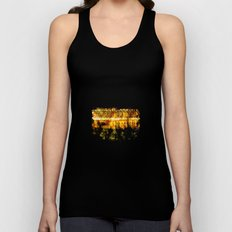 Vintage Lights Unisex Tank Top