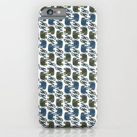 iPhone & iPod Case featuring elephant  by sandra sisofo