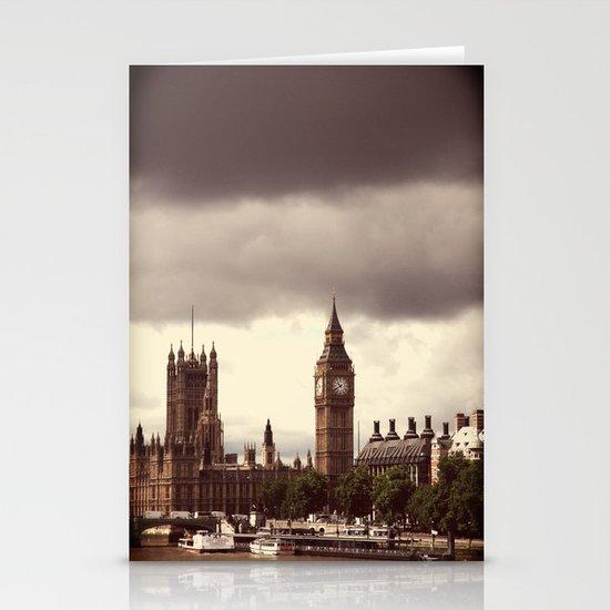 Sherlock Lives Stationery Card