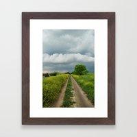 Navarro County, Texas #2 Framed Art Print