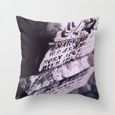 Hail Mary Throw Pillow