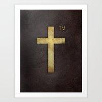 Trademark Art Print