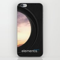 Elements | Clouds iPhone & iPod Skin