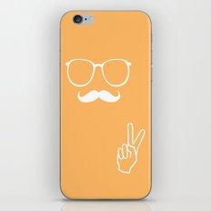 Man of Peace iPhone & iPod Skin