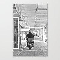郵便配達  Yūbin Hai… Canvas Print