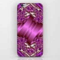 Sheet Metal Decor iPhone & iPod Skin