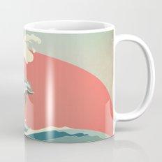 dolphin happiness Mug