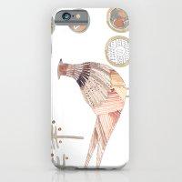 Decorative pheasant iPhone 6 Slim Case