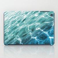 Acqua Azzurra Acqua Chia… iPad Case