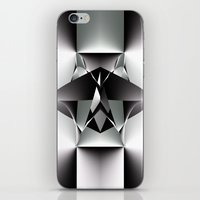 Alpha iPhone & iPod Skin