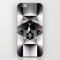 Alpha iPhone & iPod Skin