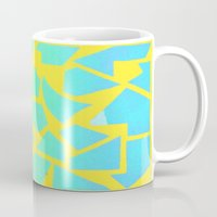 Psychedelic Giraffe Mug