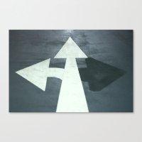 :: Arrows :: Canvas Print