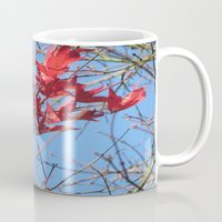autumn leaves 2 Mug