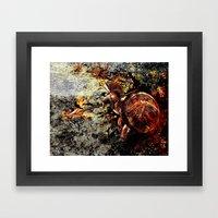 Spartan Framed Art Print