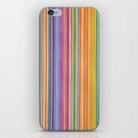 STRIPES 13 iPhone & iPod Skin