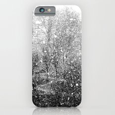 Snow in early fall(3) iPhone 6s Slim Case