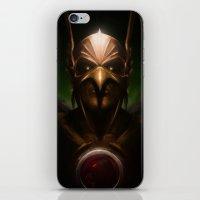 THANAGARIAN iPhone & iPod Skin