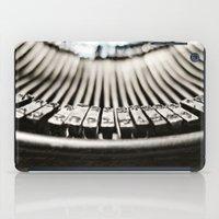 Conversation iPad Case